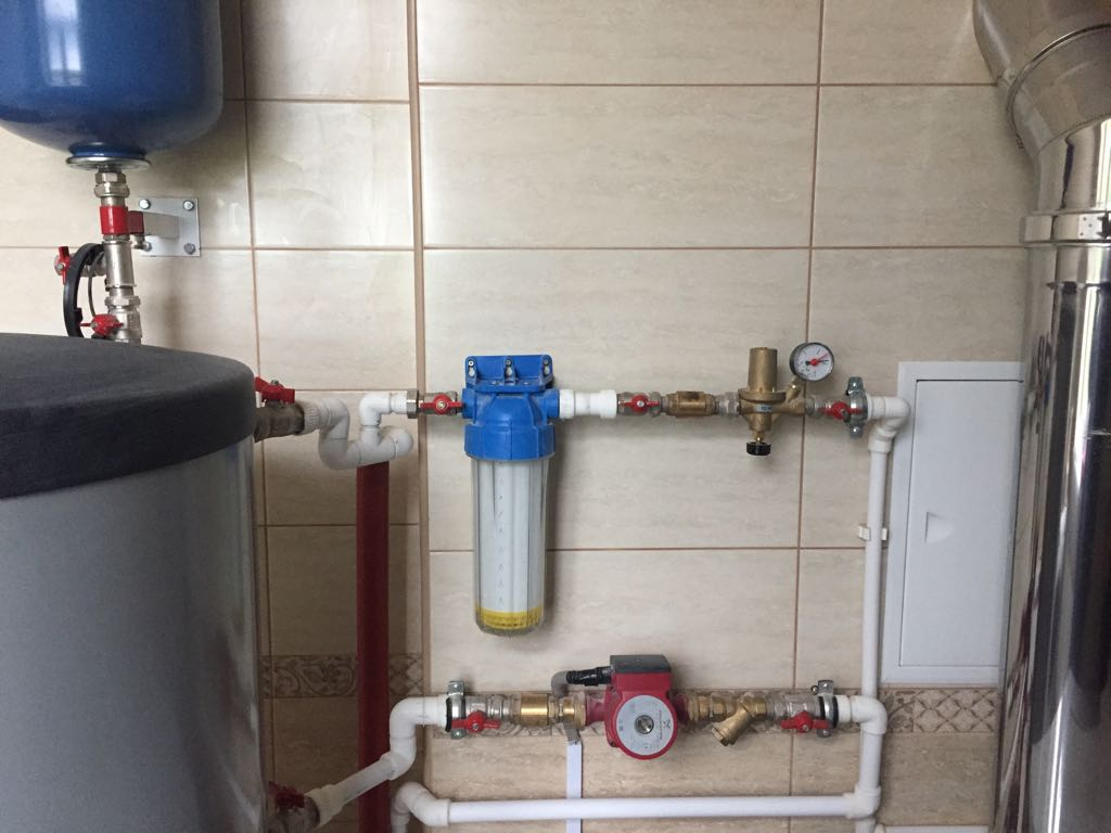 Газовое напольное оборудование Vaillant