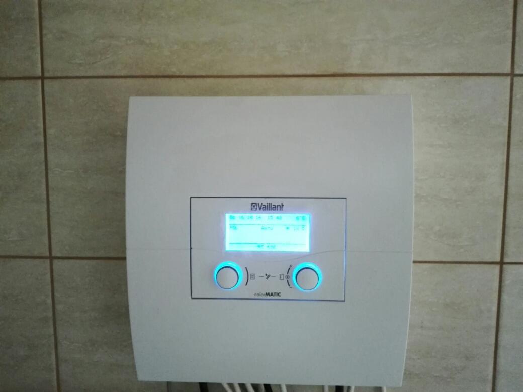 Автоматический погодозависимый регулятор отопления